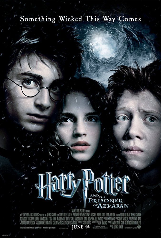 """It's Harry's third year at Hogwarts; not only does he have a new """"Defense Against the Dark Arts"""" teacher, but there is also trouble brewing. Convicted murderer Sirius Black has escaped the Wizards' Prison and is coming after Harry."""