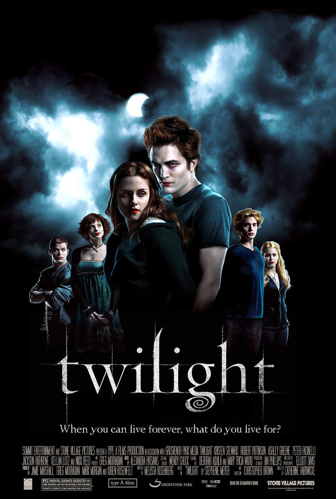Bella Swan moves to Forks and encounters Edward Cullen, a gorgeous boy with a secret.