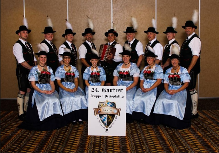 gaufest - A four-day Bavarian and Austrian celebration!