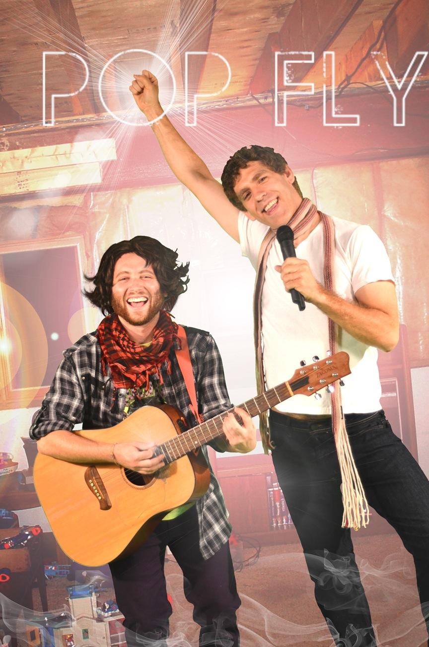 (from left) Brothers Eli Porter & Luke Porter