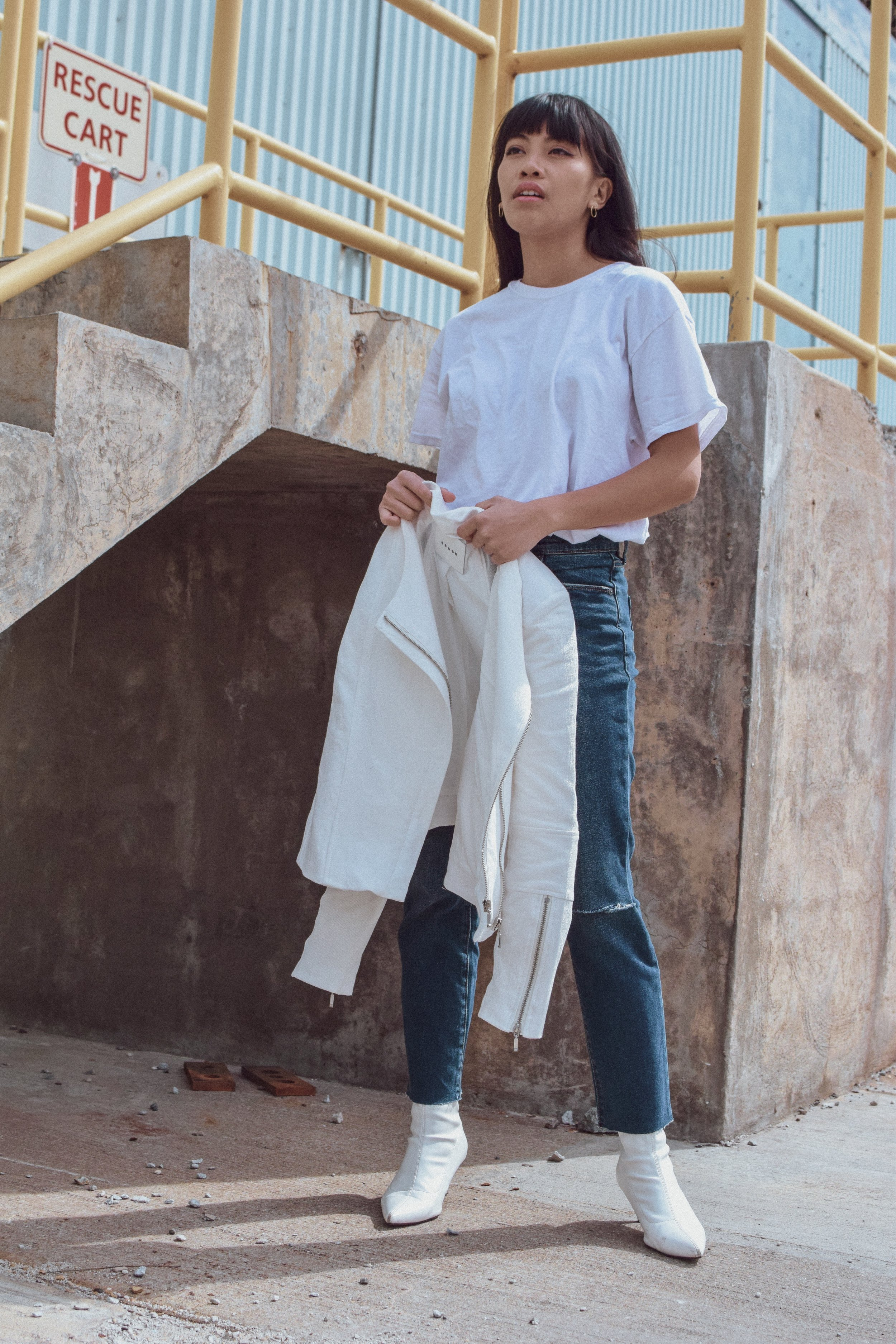 46c6375e3ab5 Spring Is Calling | Blank NYC Jeans For Nordstrom — Street Style Teller