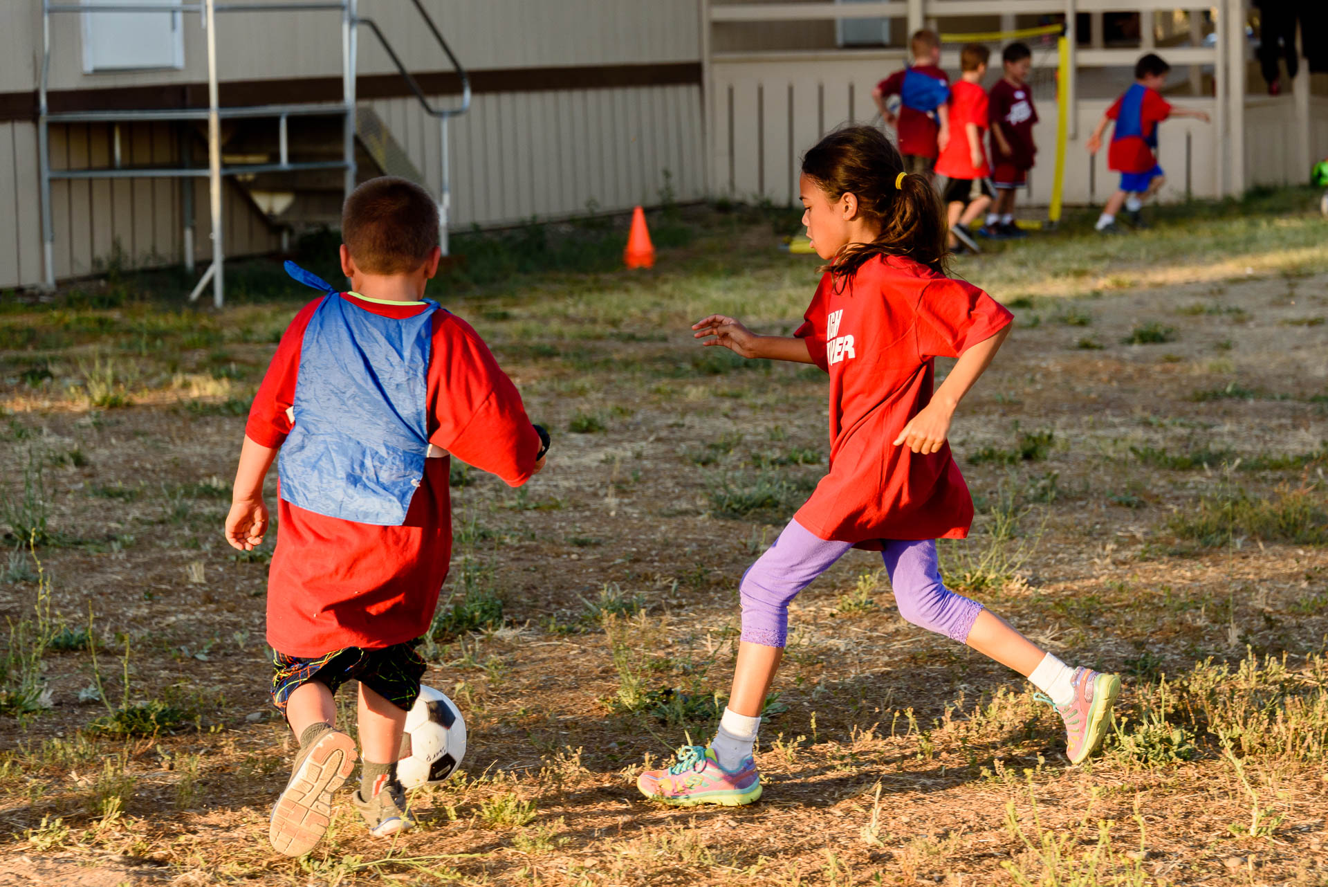 Game time teaches healthy competition and can be used to facilitate a local league at your church.