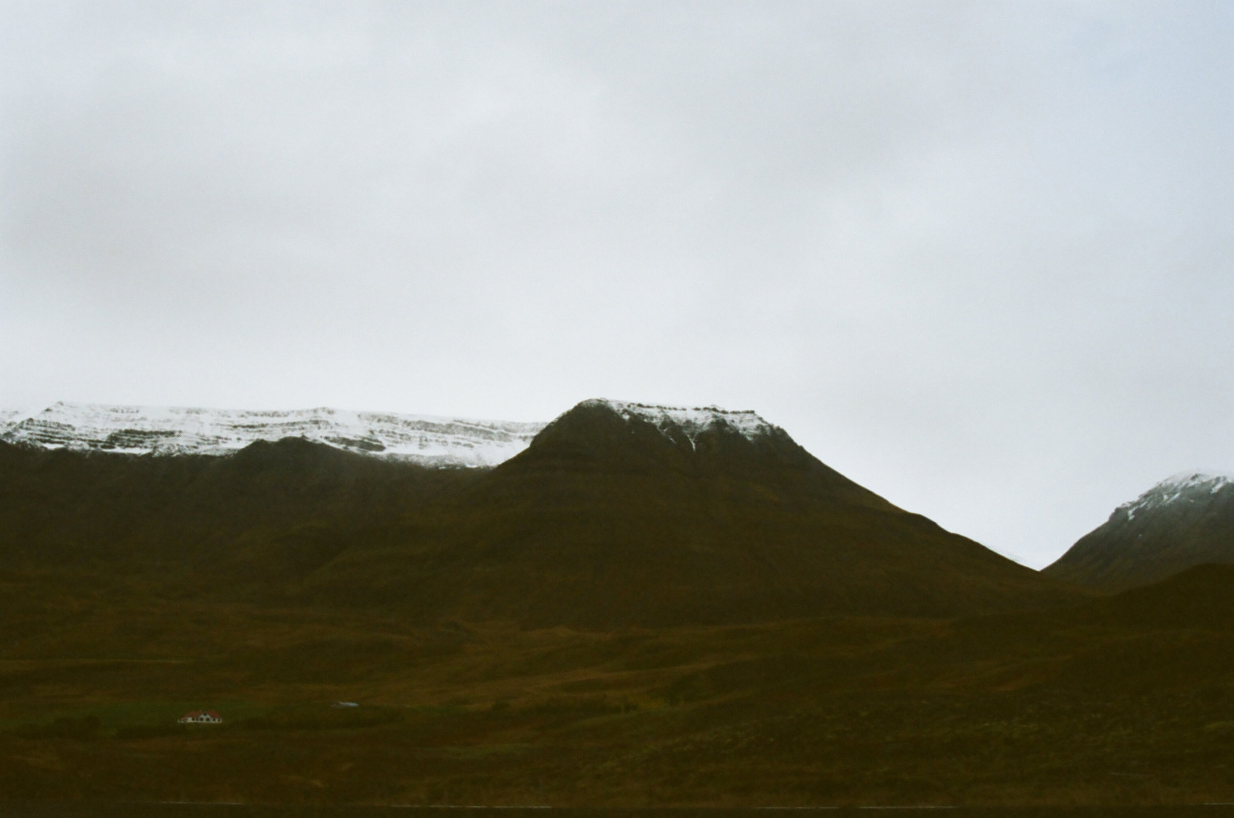 Northern Icelandic countryside