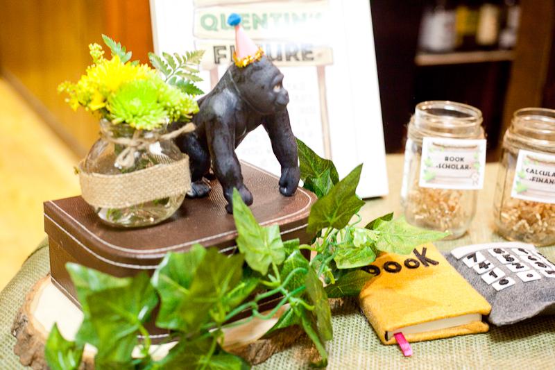 Safari Theme First Birthday Dohl Party Doljabi Animal.jpg