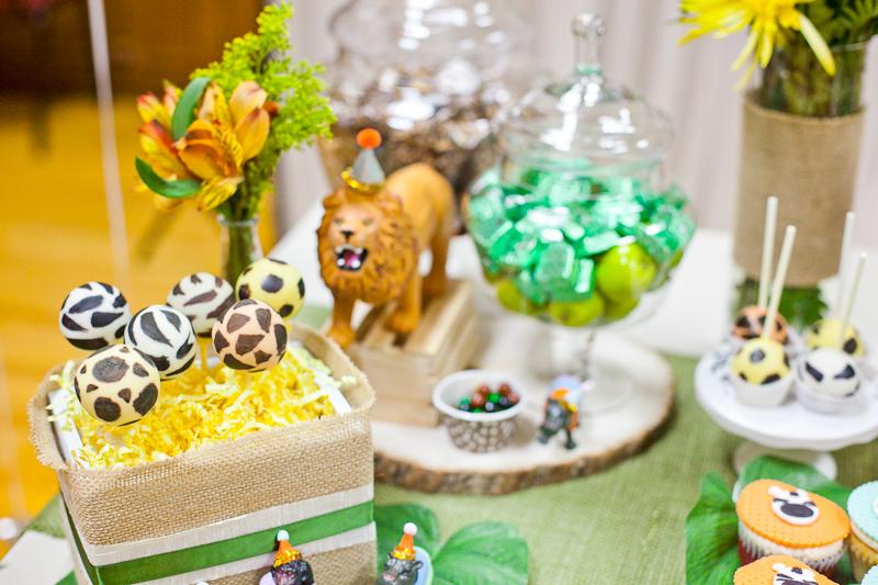 Safari Theme First Birthday Dohl Party Cake Pops Dessert.jpg