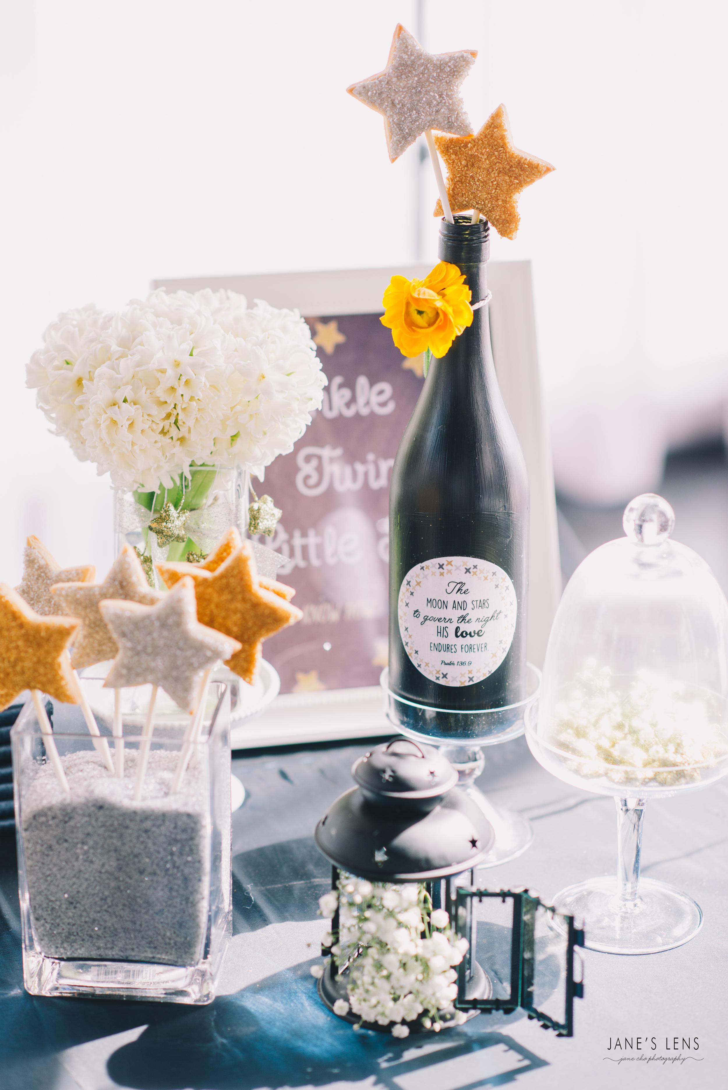 Twinkle Twinkle Little Star Dohl Dohlsang Sugar Cookies Jennifer Choi Desserts doljanchi.jpg