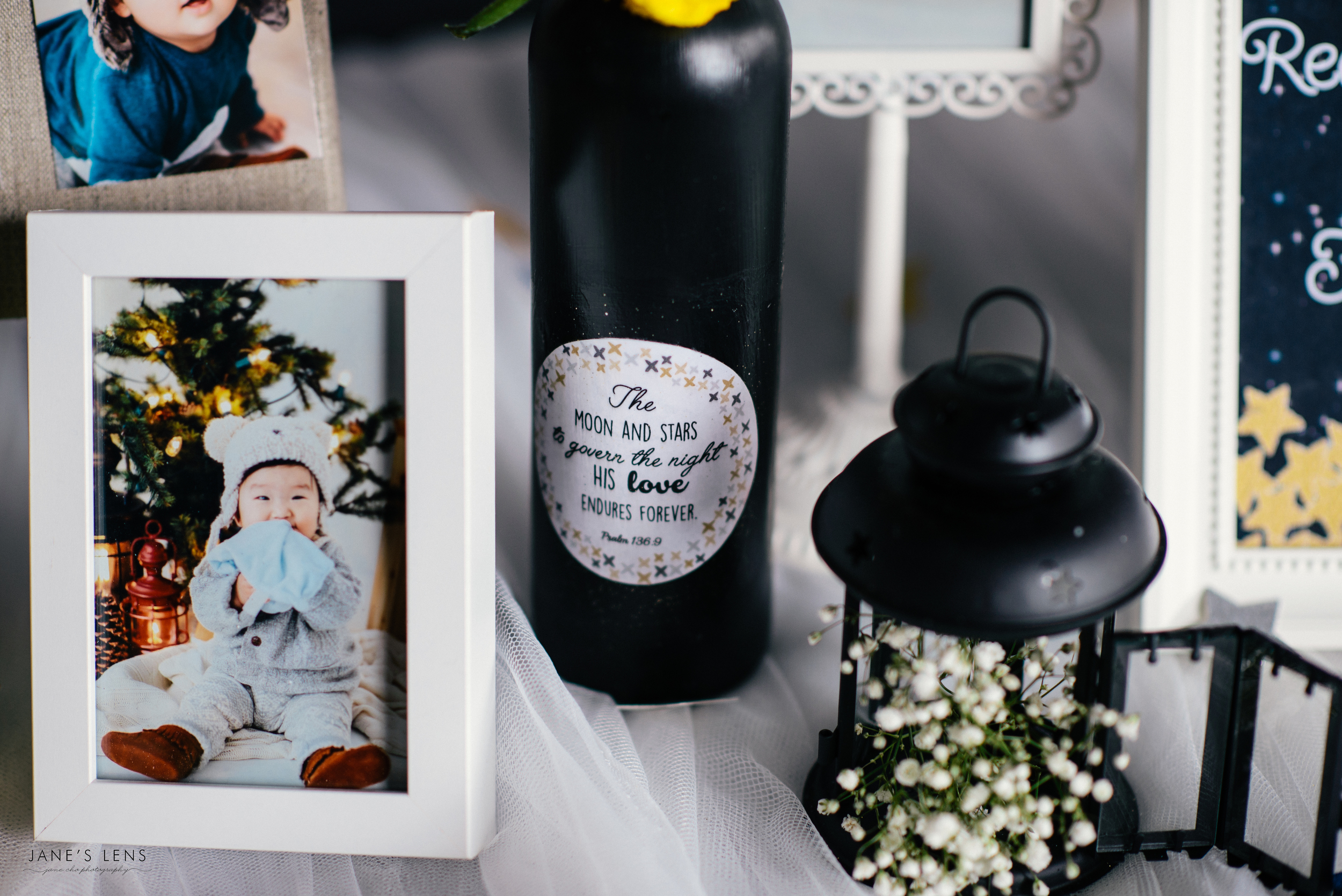 Twinkle Twinkle Little Star Dohl Dohlsang Welcome Table Chalkboard bottle doljanchi.jpg