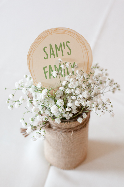 Rustic first birthday dohl dolsang party centerpiece babys breath.jpg