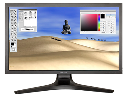 "ViewSonic VP2770 LED 27"" Monitor"
