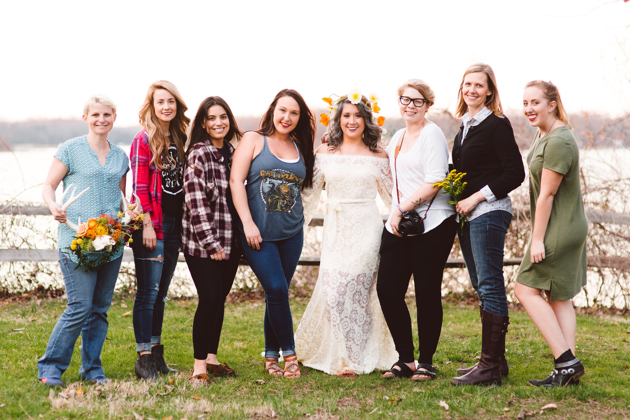 The Styled Shoot Team