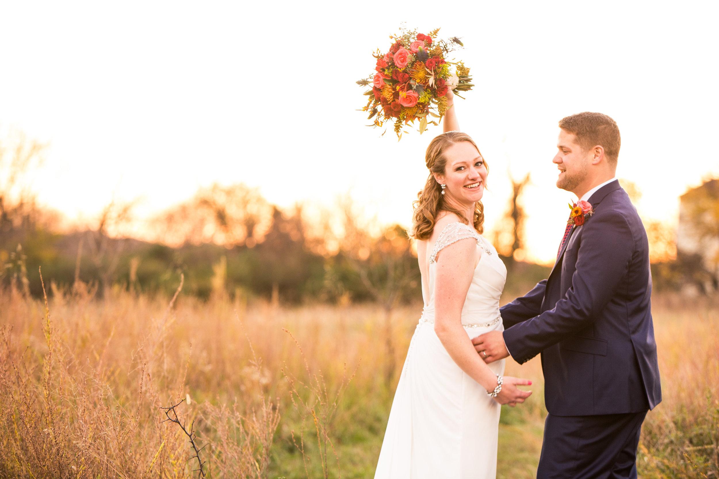 Rust Manor Wedding with flowers by Lark Floral in Leesburg, VA