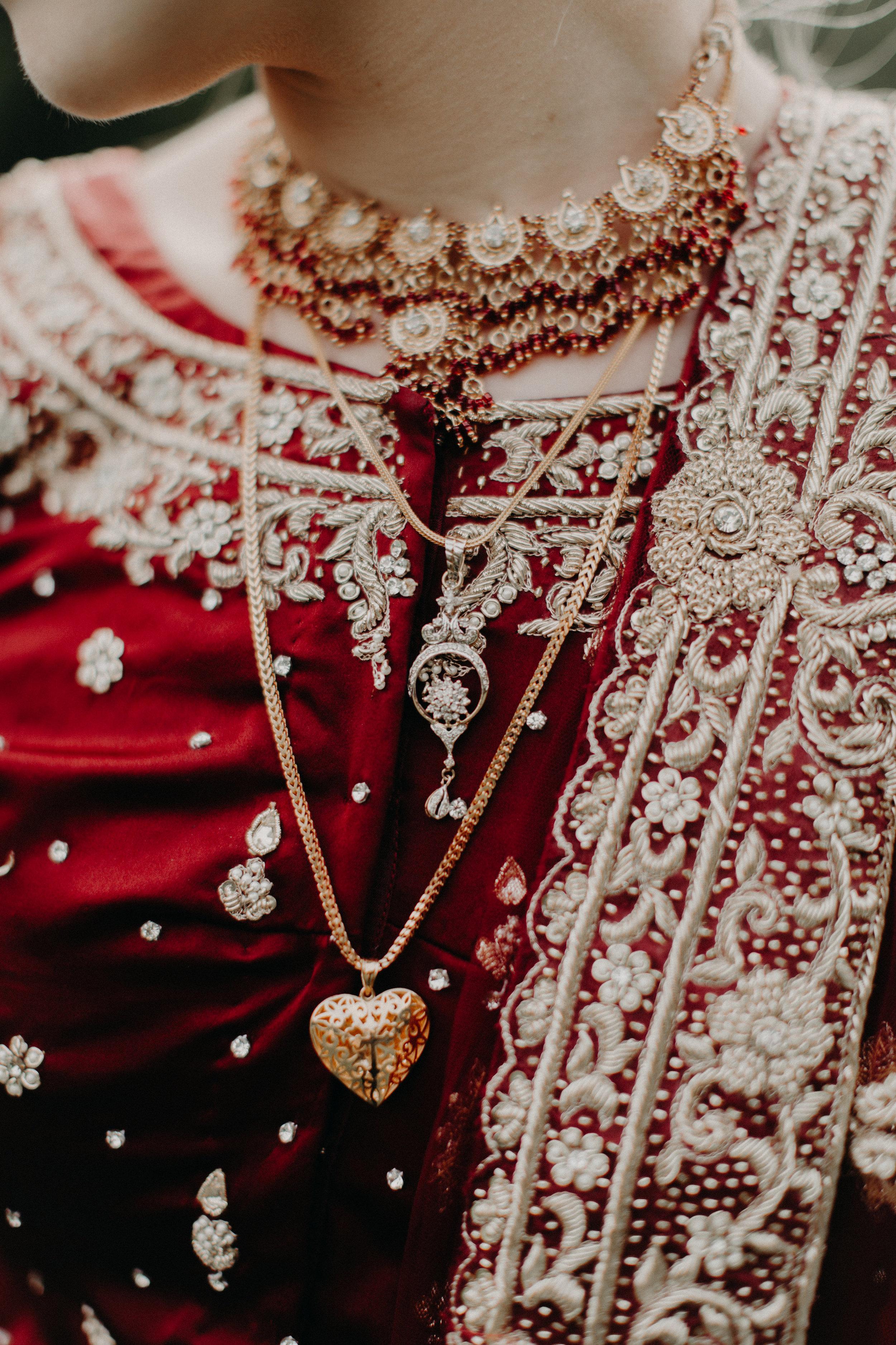 Bride's Locket