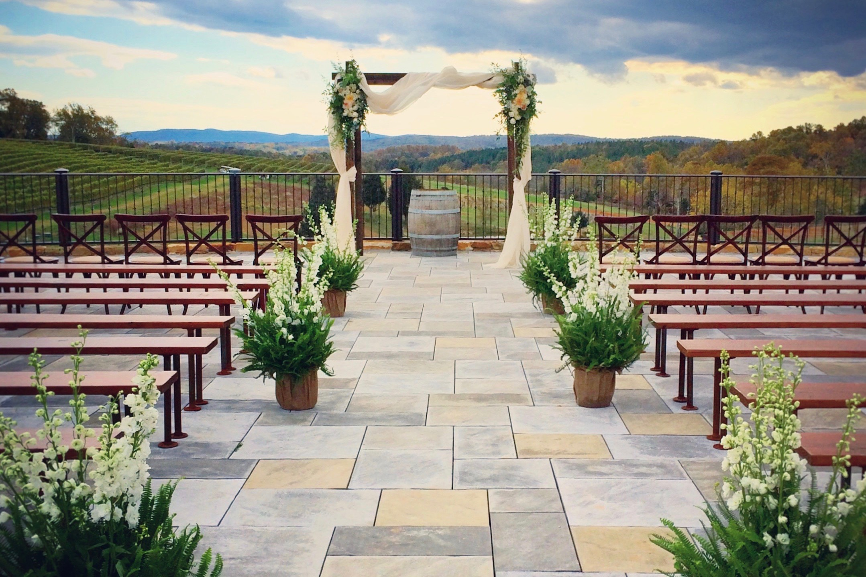 Ceremony Flowers -