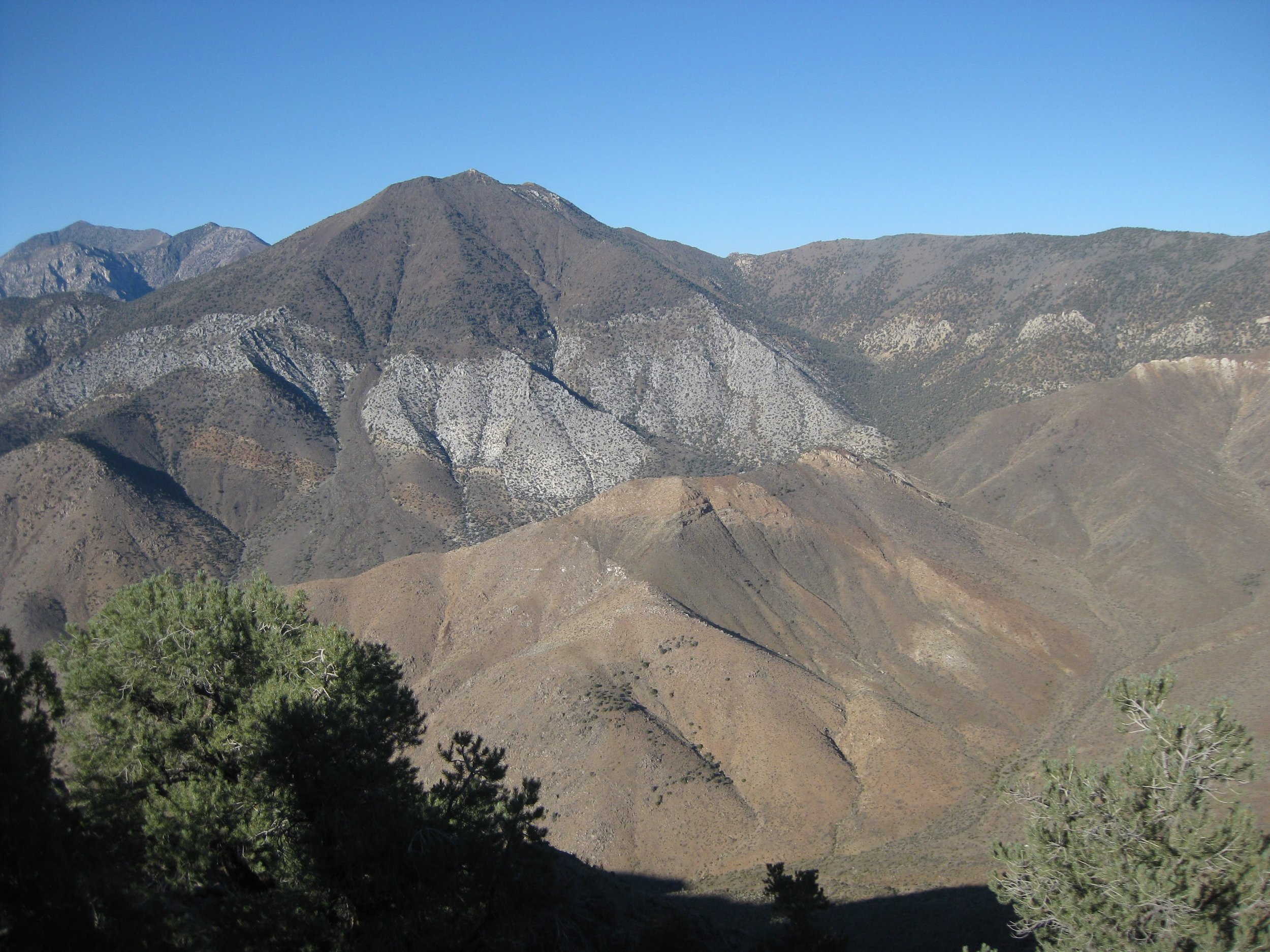 The Tonian Beck Spring Dolomite in the Panamint Range