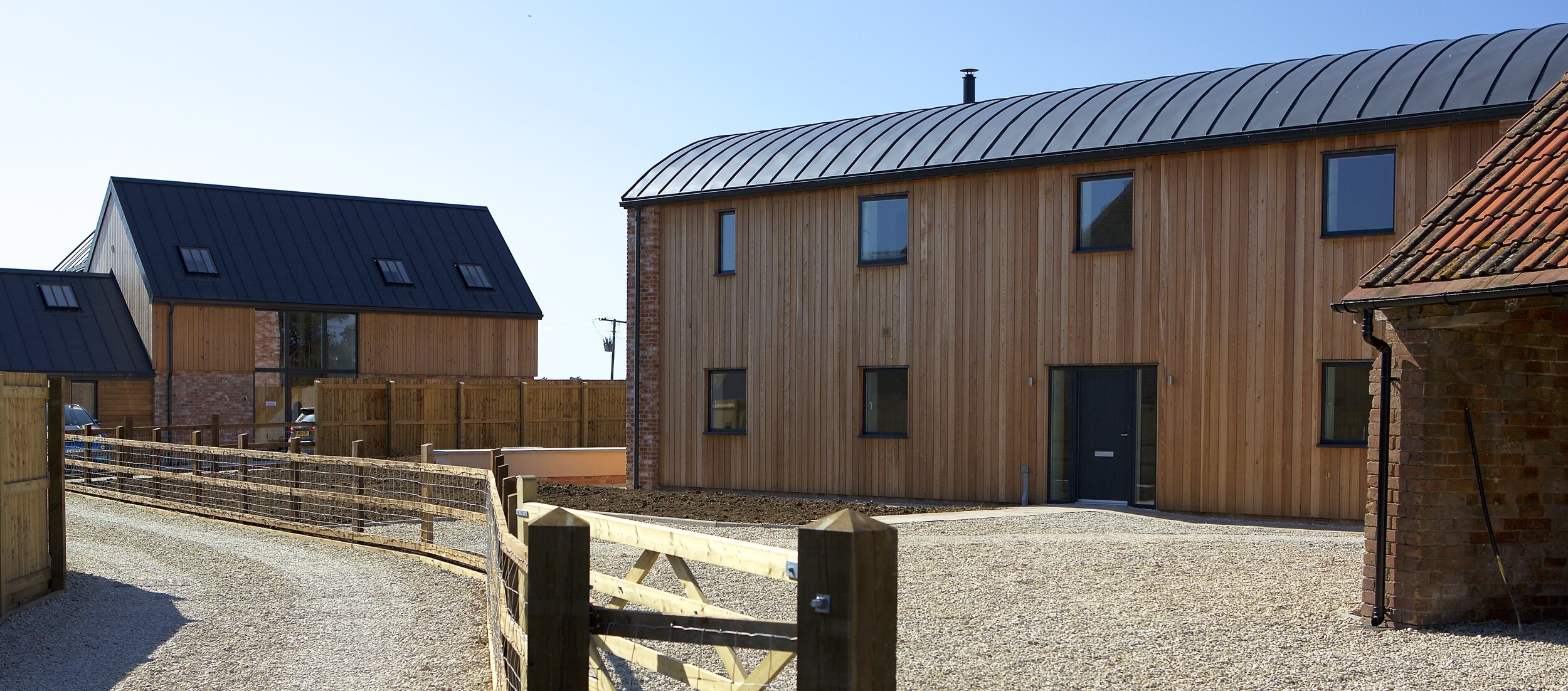 The Hog in Horsley, one of our most recent developments.