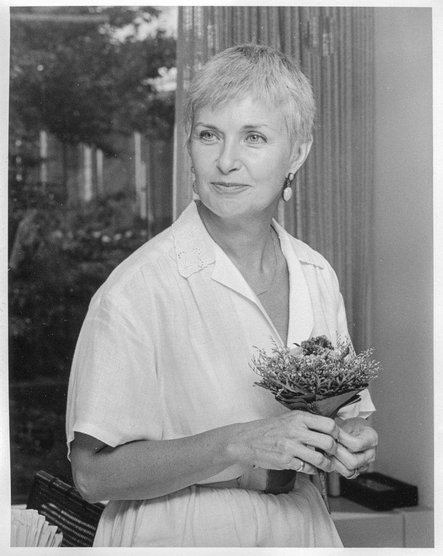 Joanne Woodward Westport CT. 1982