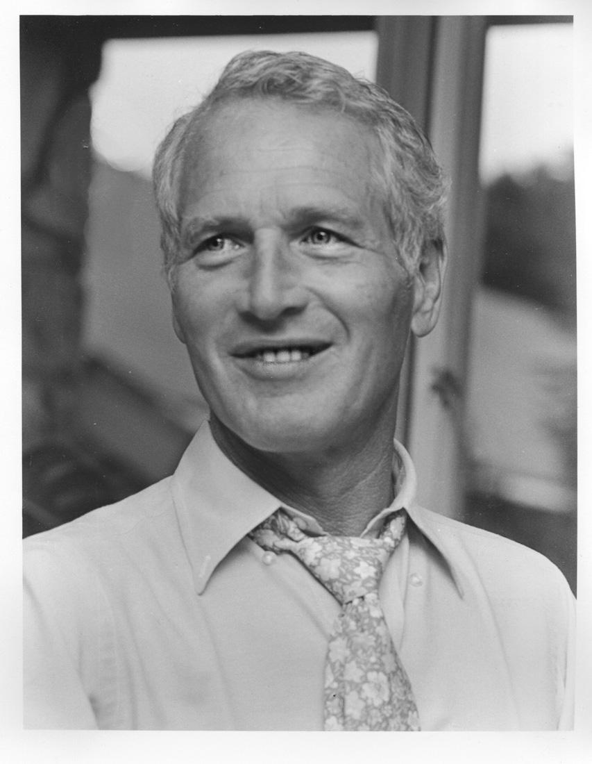 Paul Newman Westport CT. 1982