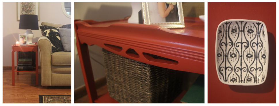 SSDC - Little Projects | Vintage End Tables Made New 2