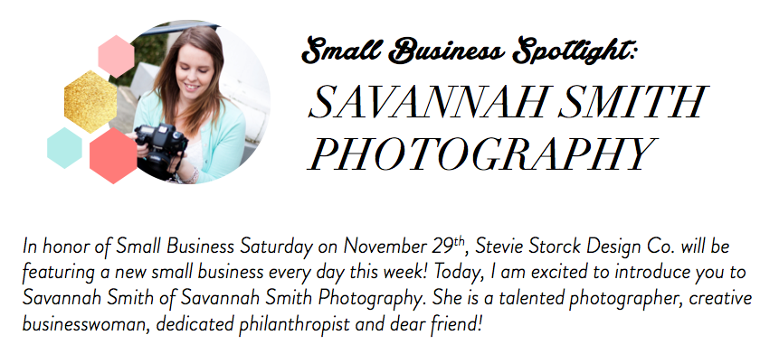 SSDC- Savannah Smith Photography