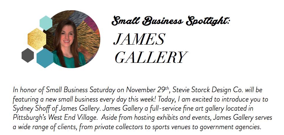 Stevie Storck Design Co. - James Gallery