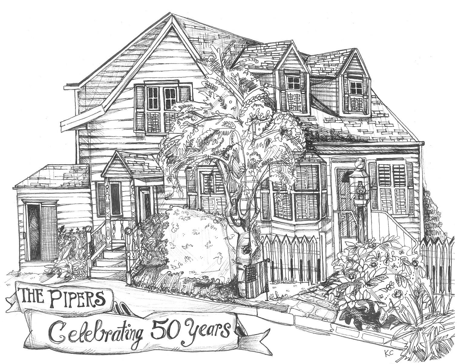 SSDC - KLoRebel ART Piper's Home