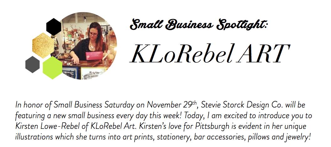 Stevie Storck Design Co. - KLoRebel ART