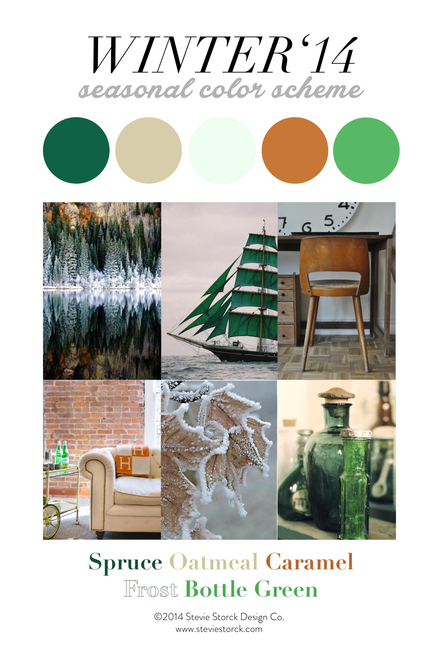 Stevie Storck Design Co - Winter Style SCS