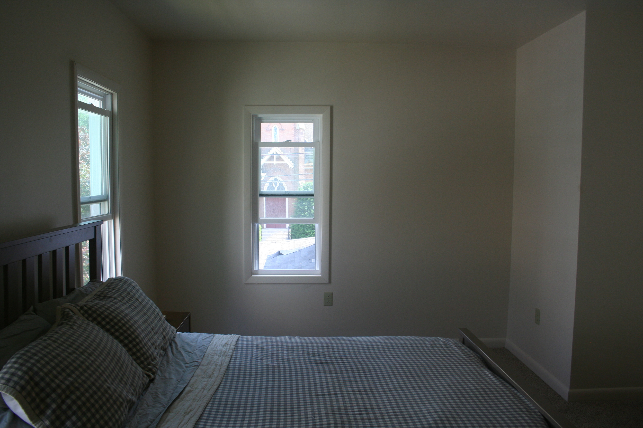 "Guest Room ""Before"" - Stevie Storck Design Co."