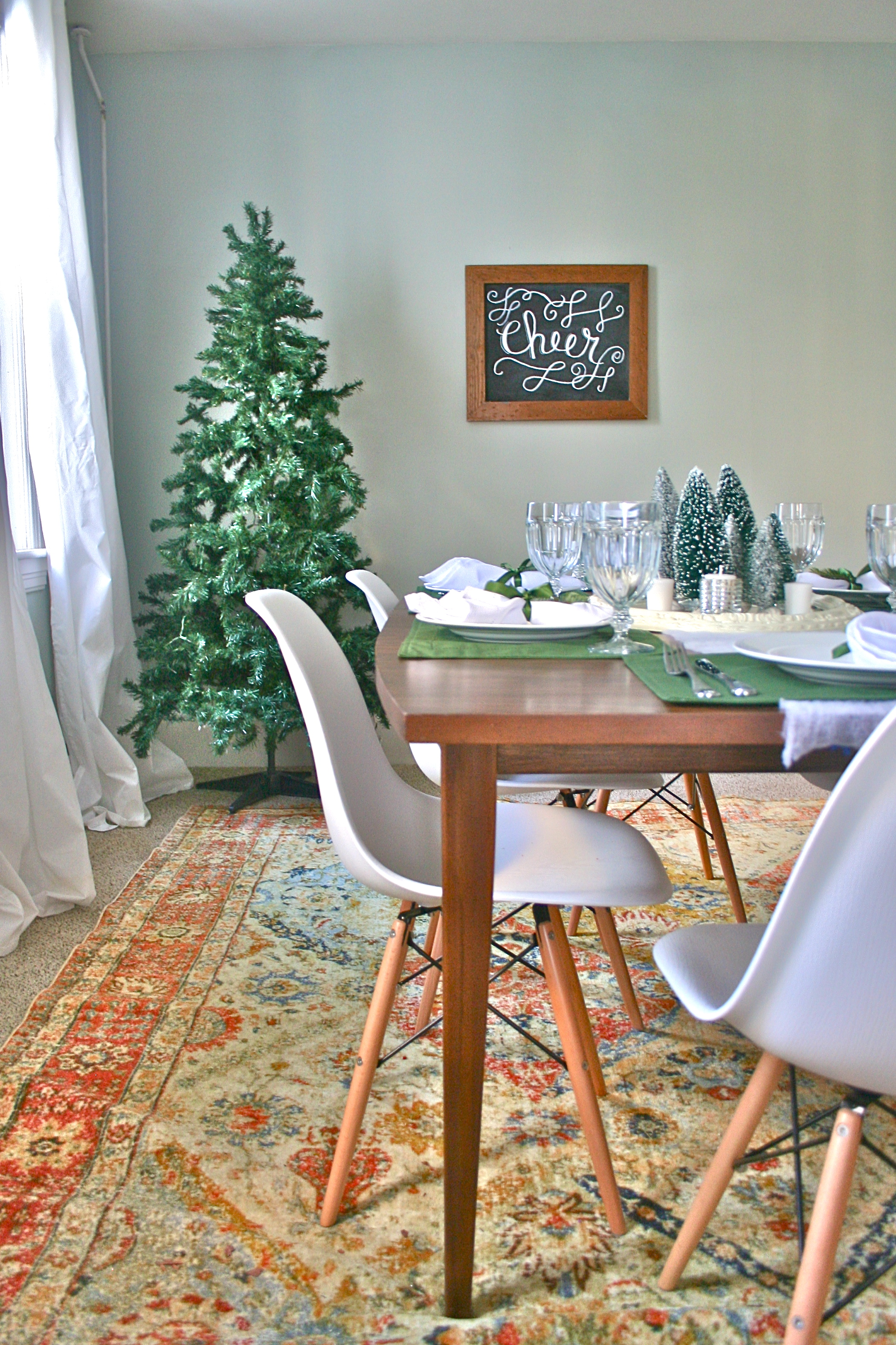 Holiday Home Tour 2015- Stevie Storck Design Co.