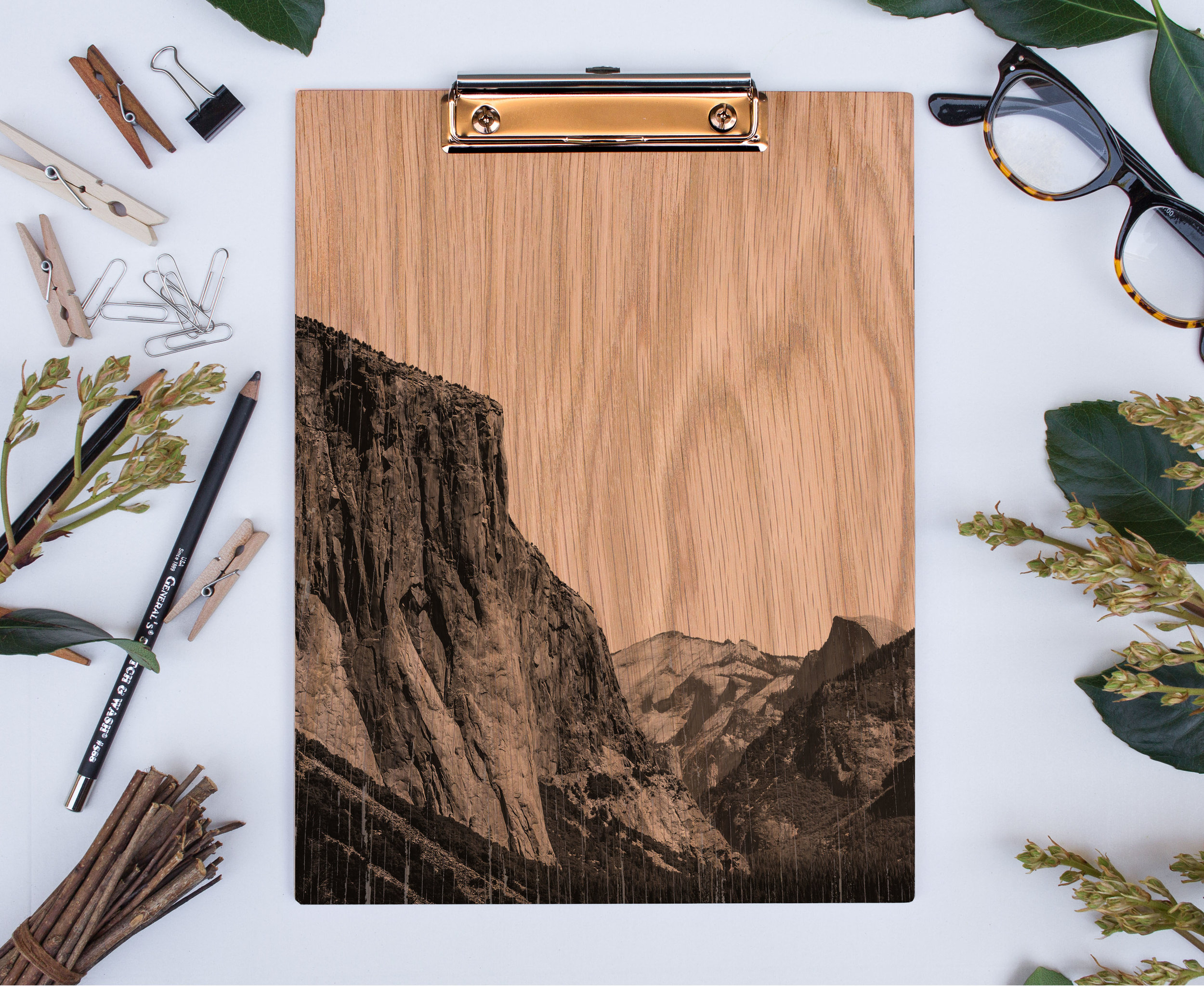 Wood Clipboards