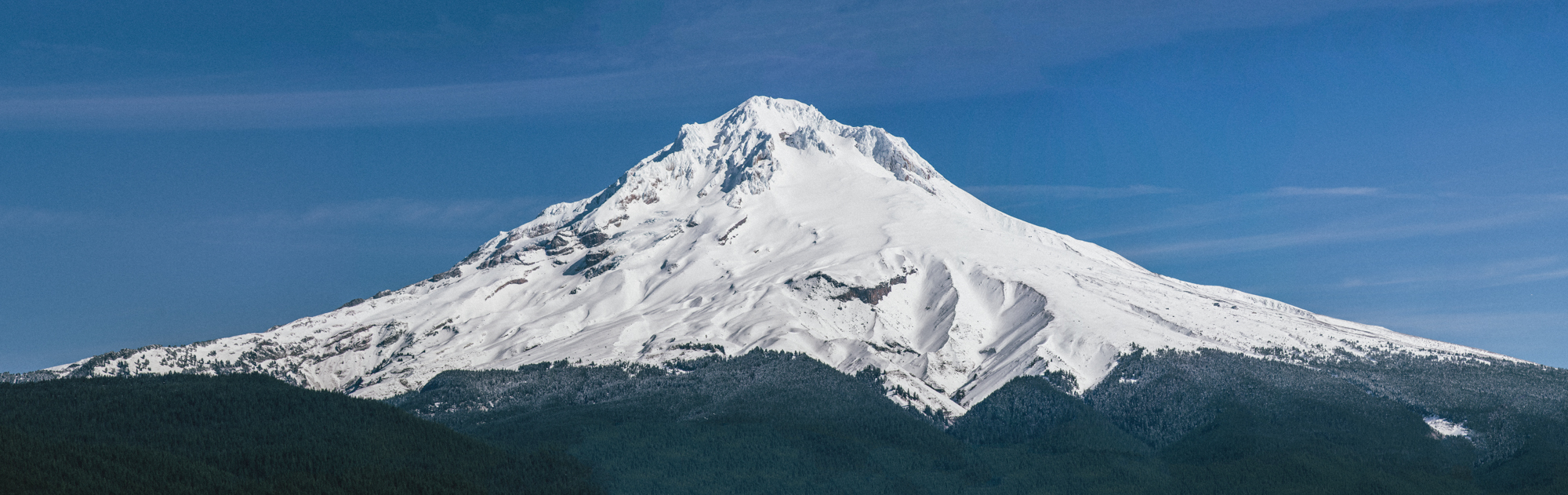 """Pretty sure Mt. Hood falls into the geographical category of """"wide-load"""""""