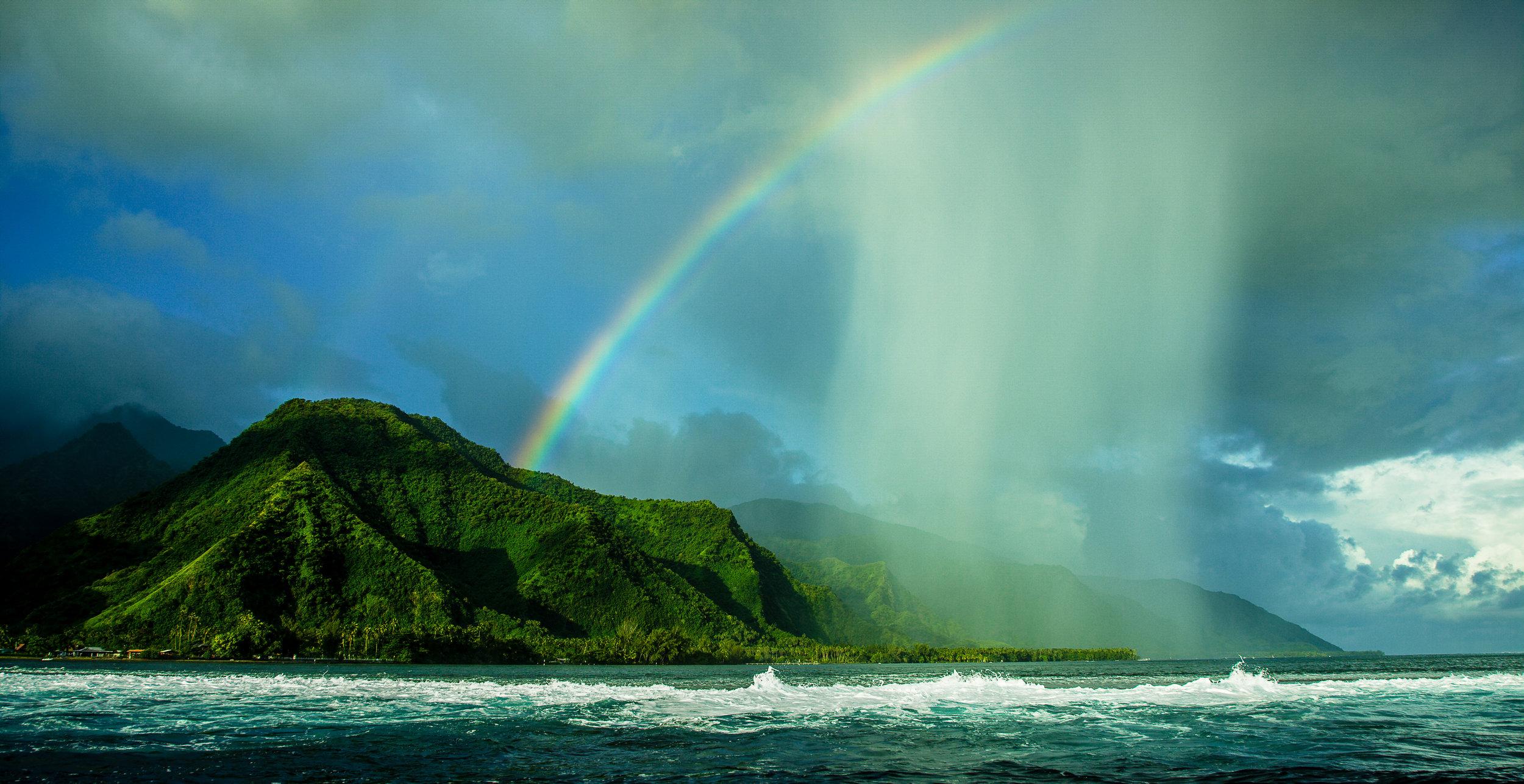 Tahitian Rain