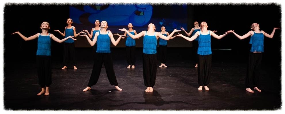Dancers from Aladdin, photo by Scott Sawyer