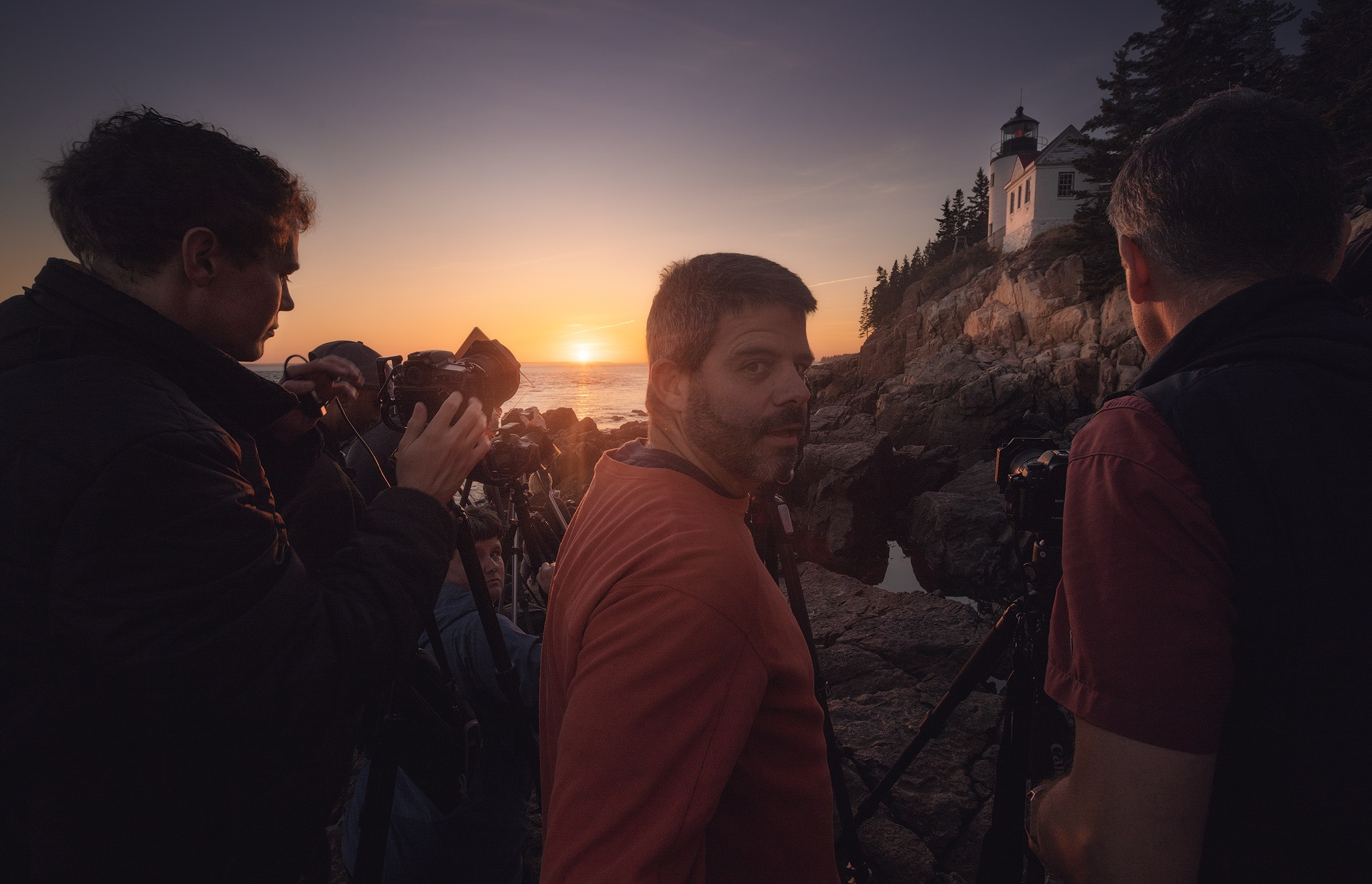 Bass Harbor Viewpoint Credit: Nick Page