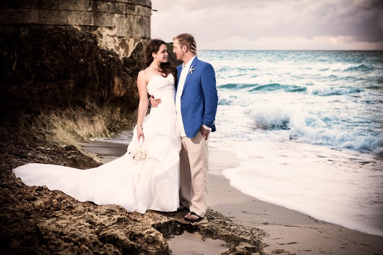 Wedding Photos Dupont Mansion Varadero Cuba