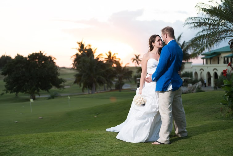 Wedding photos Varadero Golf Club