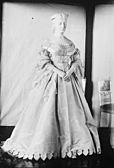 Harriet's Wedding Dress, 1866