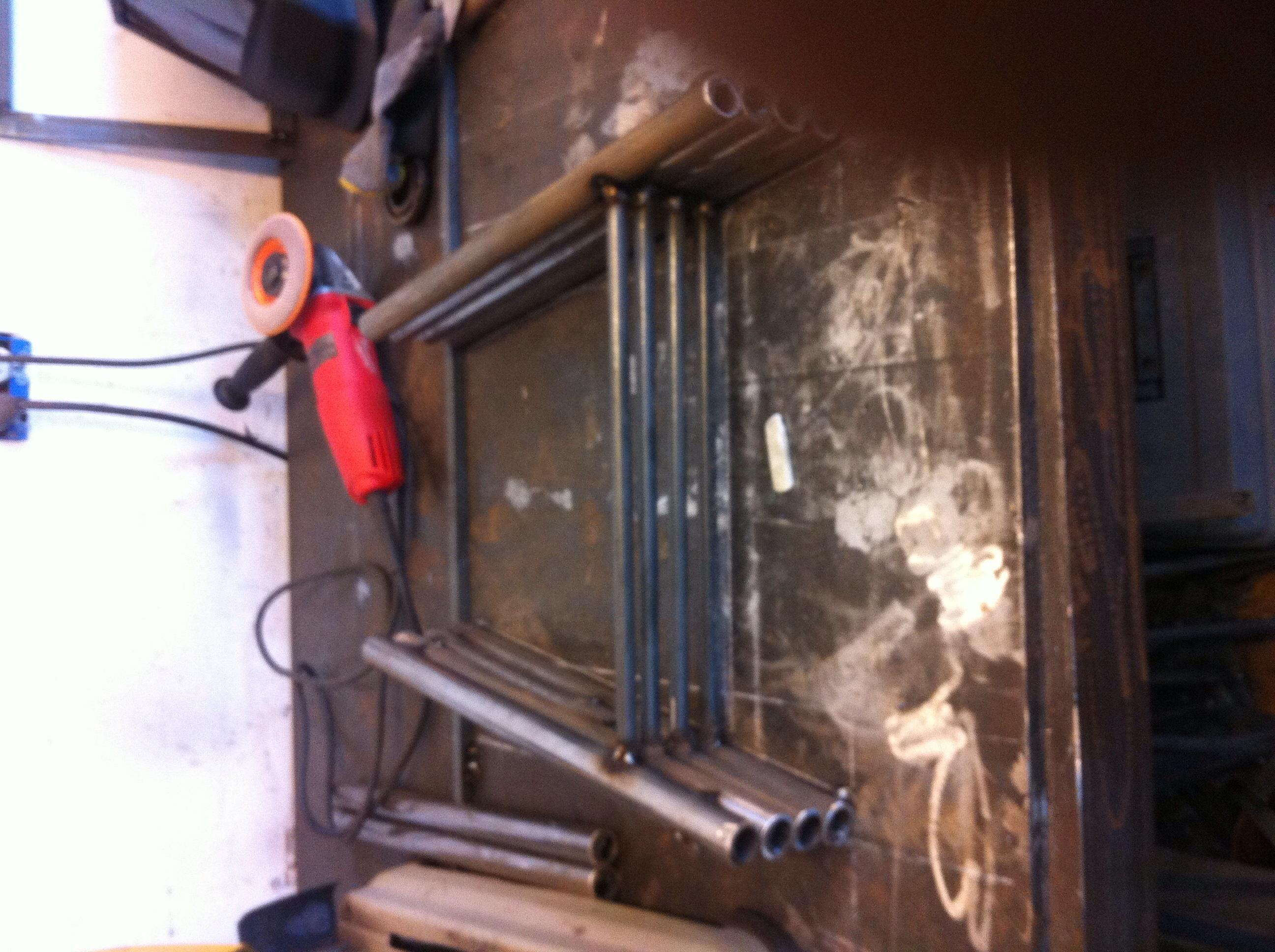 Getting my welding on...