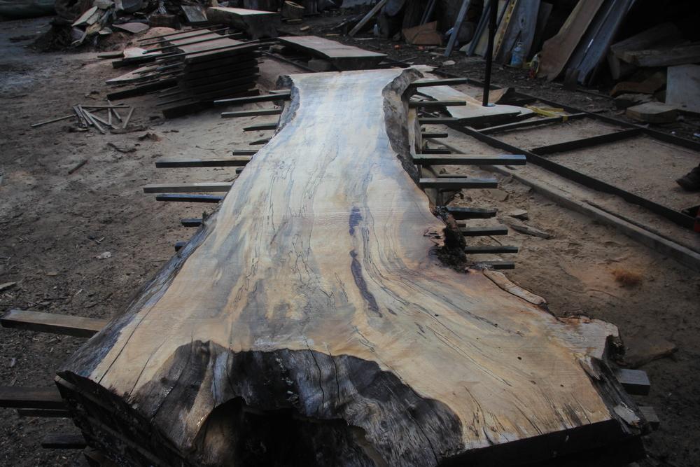maple slabs