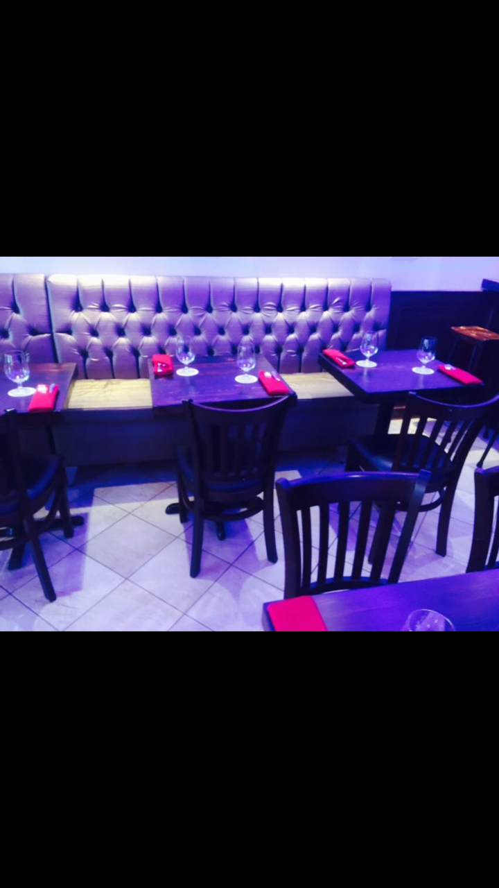 Bar Top, Tables and Stools