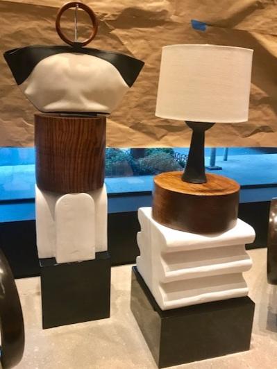 Wood Display Pieces