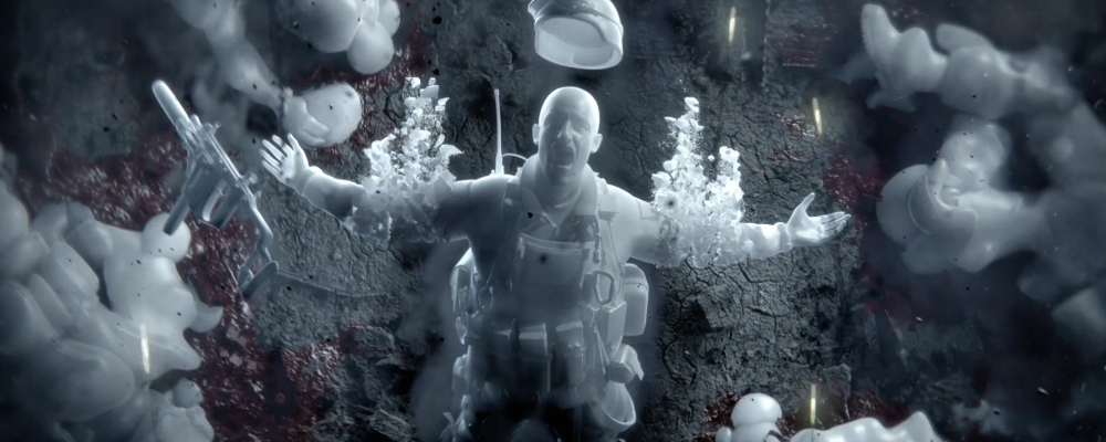 CALL OF DUTY GHOSTS - CINEMATICS MONTAGE
