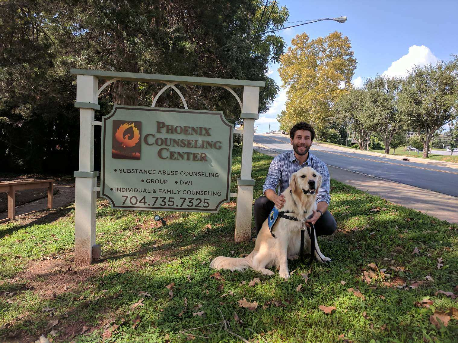Considering adding an animal component to your treatment programs? There are lots of questions to consider and we are here to help. Please contact us for more information. -
