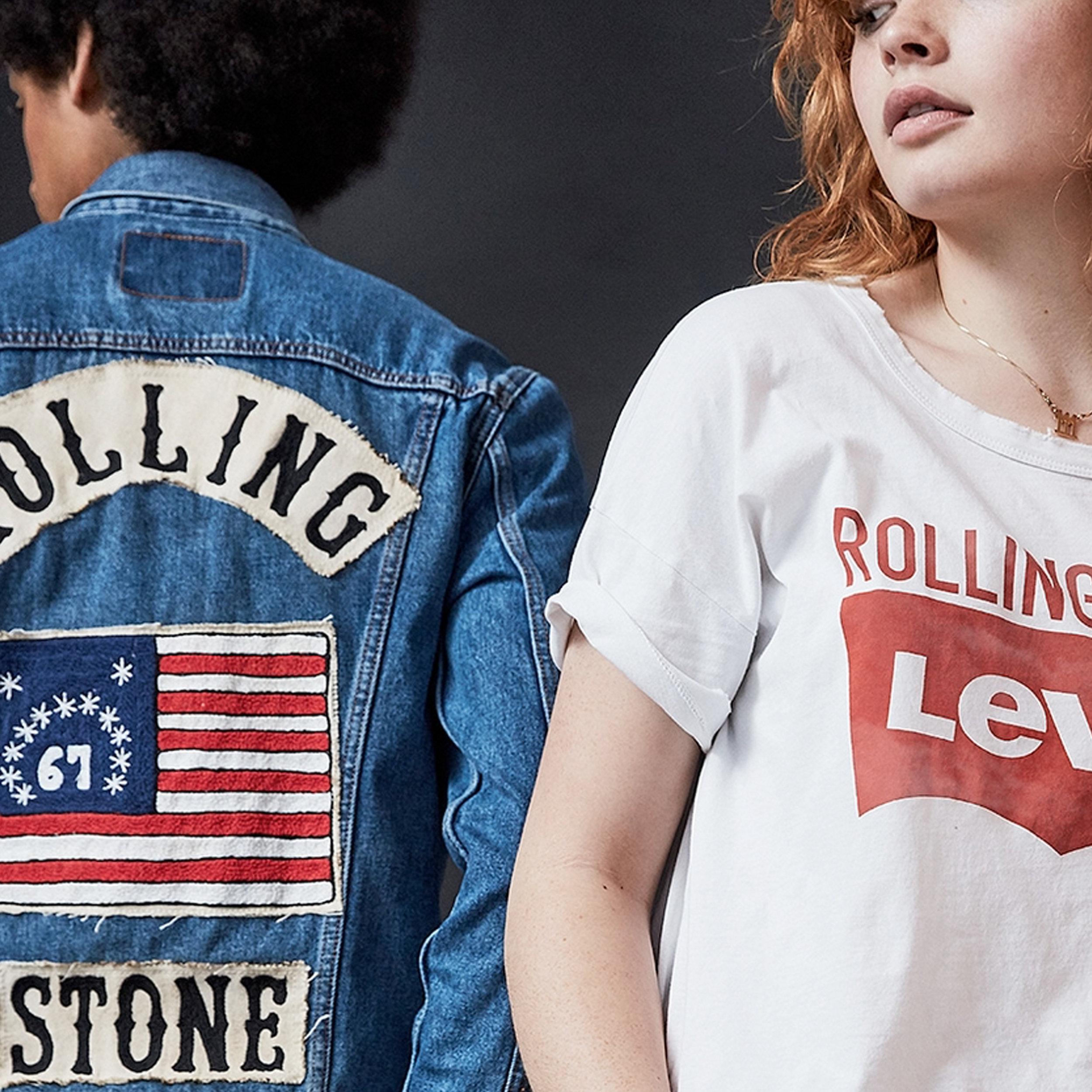RollingStone x Levi's