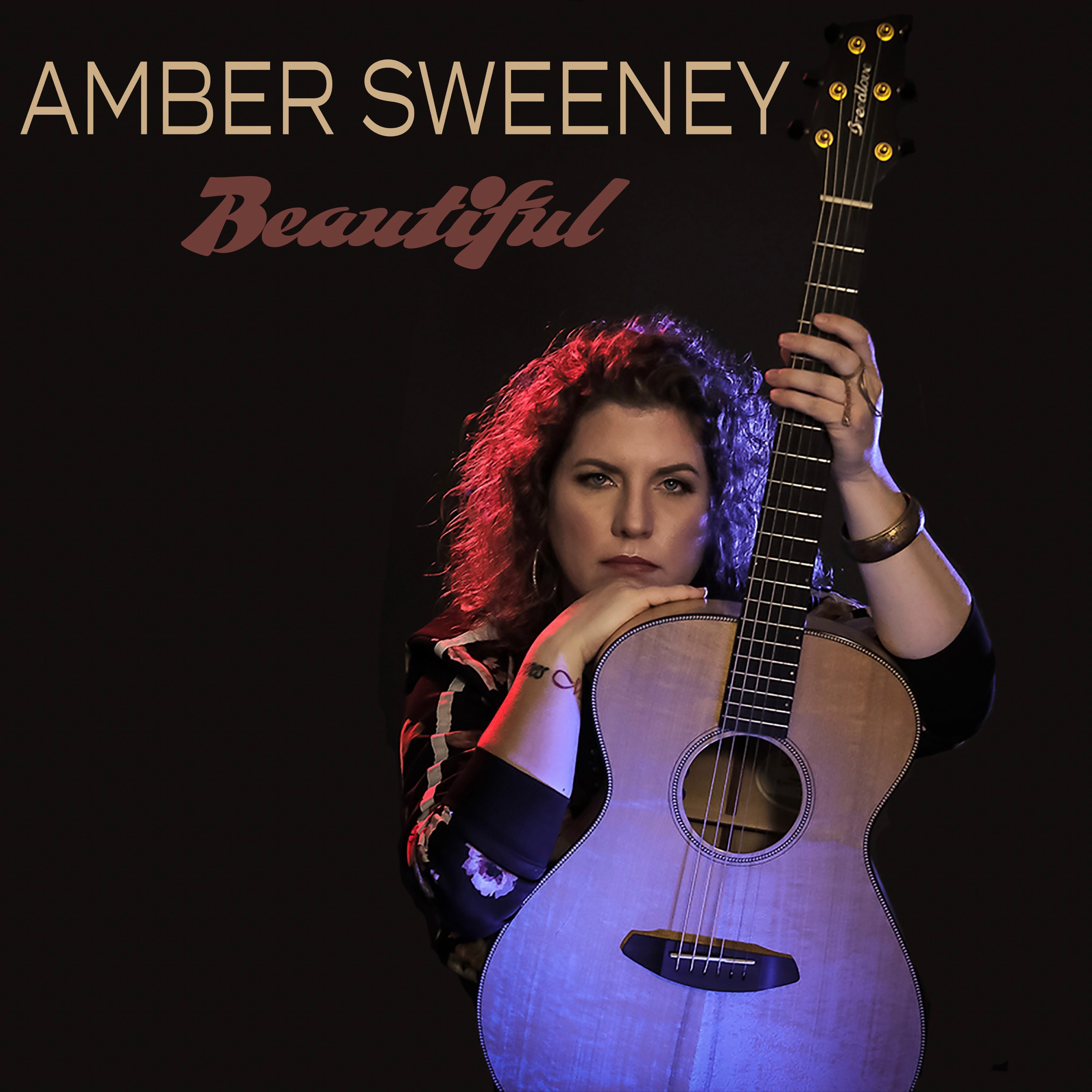 "Amber Sweeney's latest single ""Beautiful"" is out now! Download it  here , or on any of the other digital outlets worldwide."