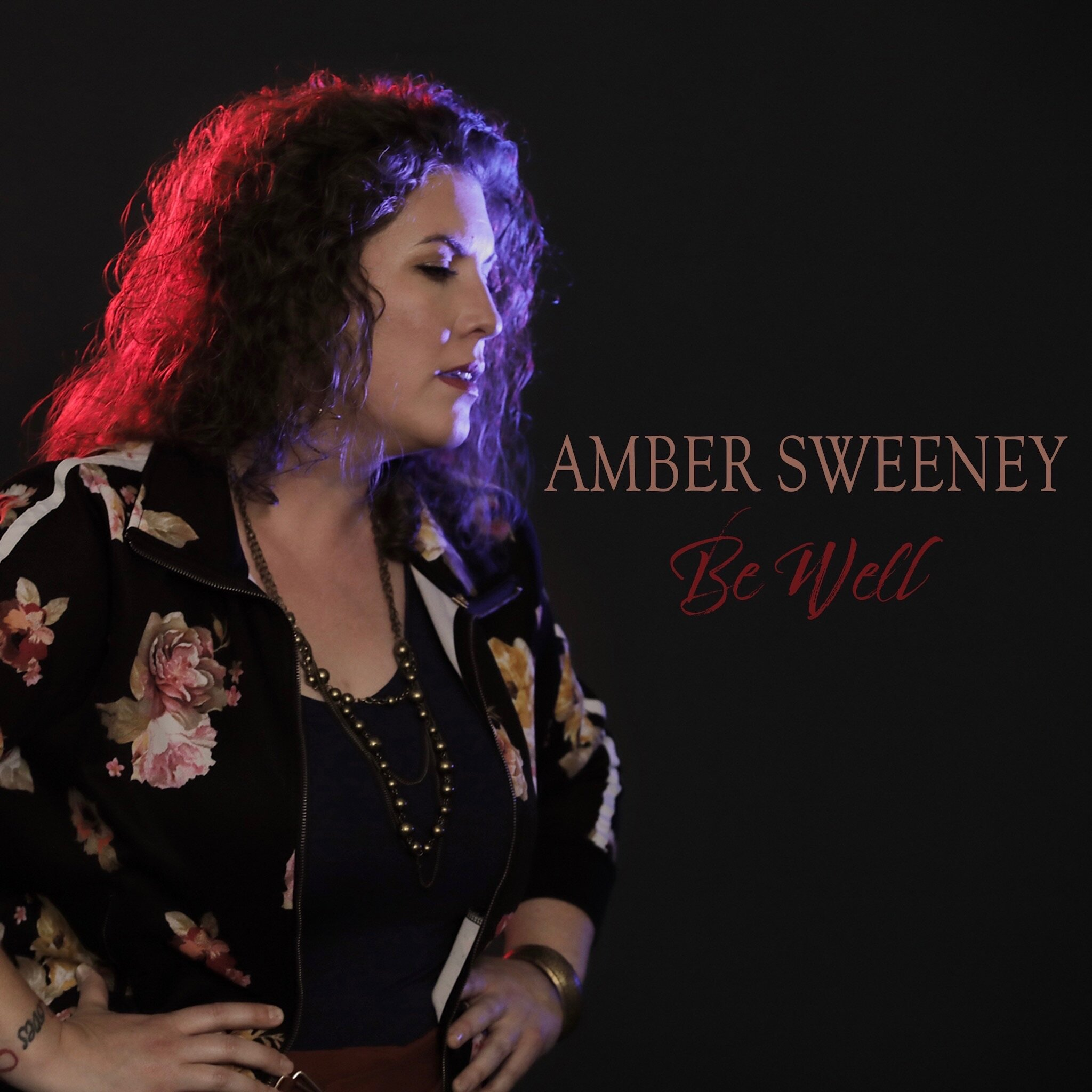"Amber Sweeney's latest single ""Be Well"" is available on ever digital outlets worldwide.    Purchase on iTunes by clicking the photo above or on the STORE page on this website.   Photo Credit Bobby Pallotta"