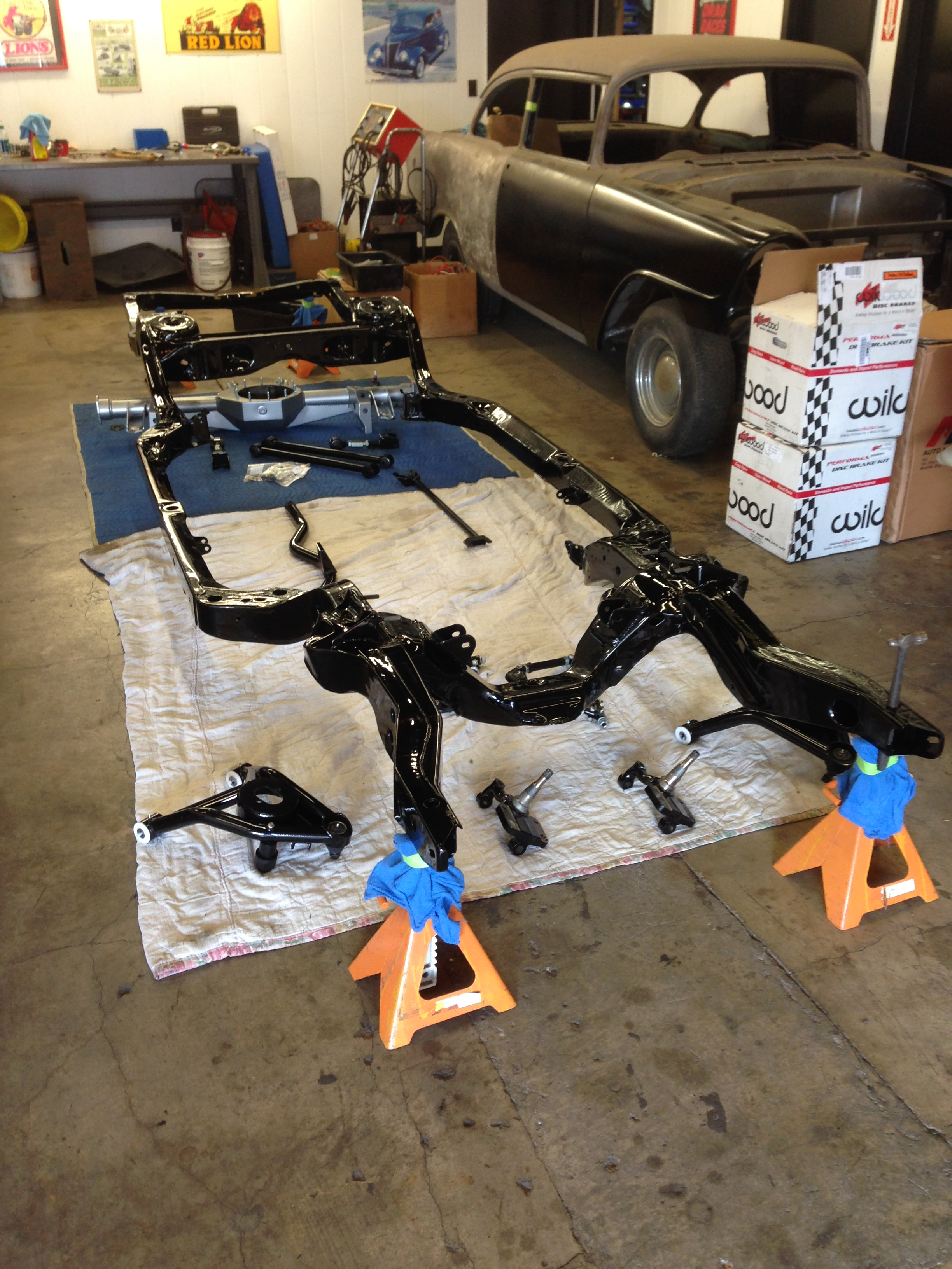 Chassis Assembly