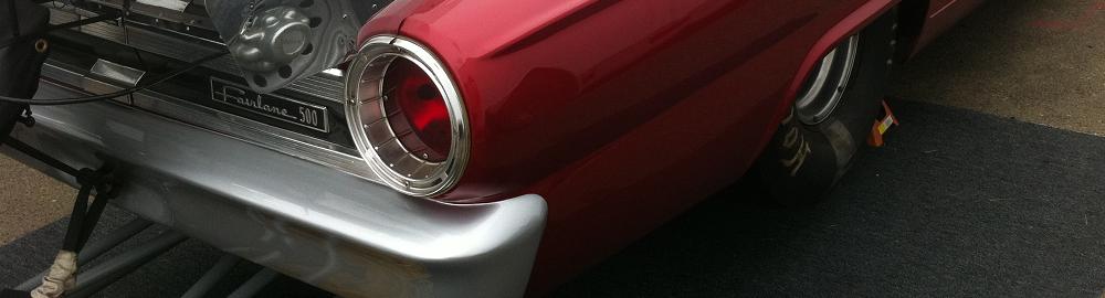 1964 Ford Fairlane Racecar