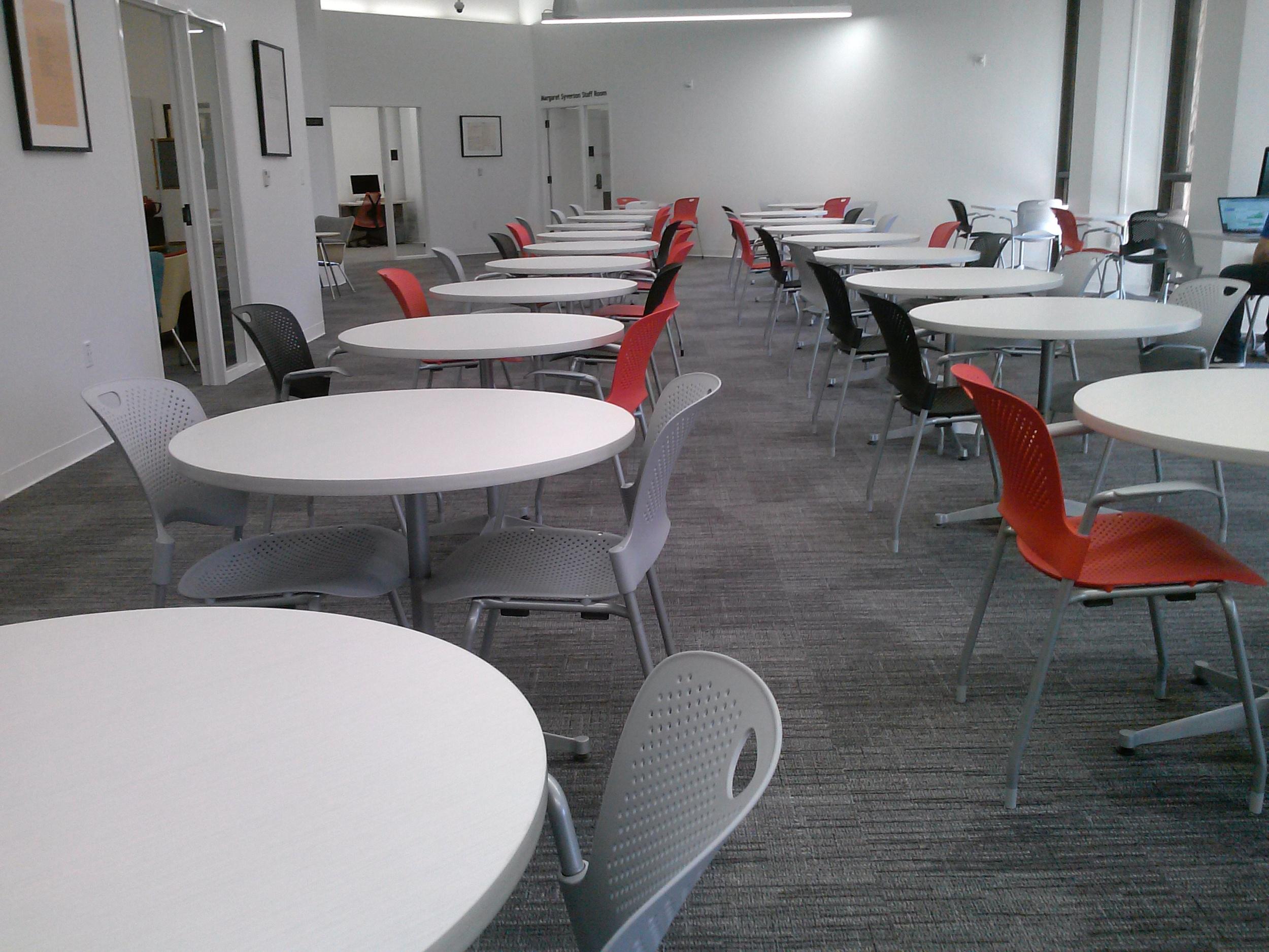 Main Consulting Floor