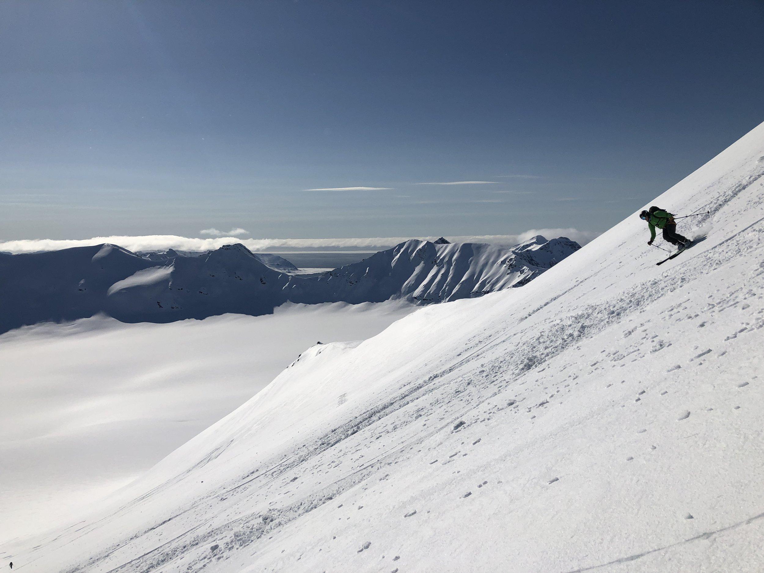 Skiing Svalbard Glacier.JPG